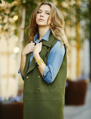 Фото №7 - I Am Studio: как носить пальто этой осенью