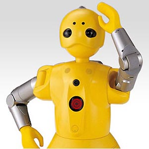 Фото №1 - Робот-секретарь напрокат