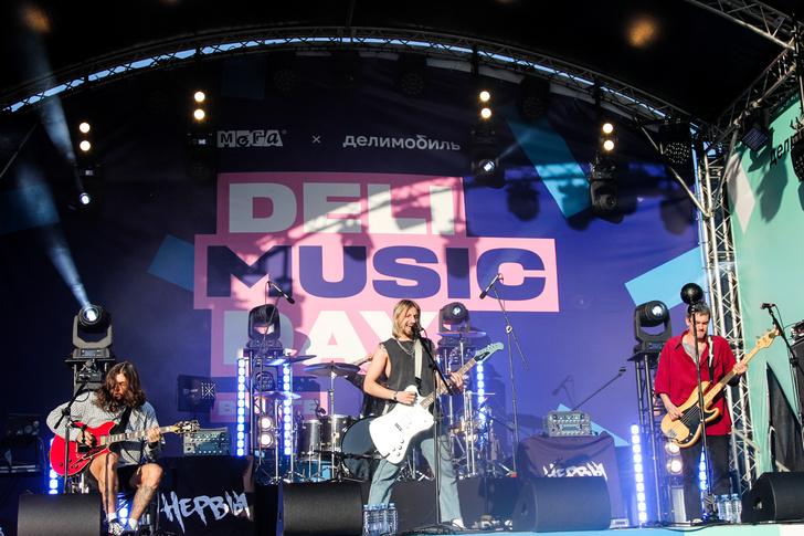Фото №1 - День музыки от «Делимобиля»