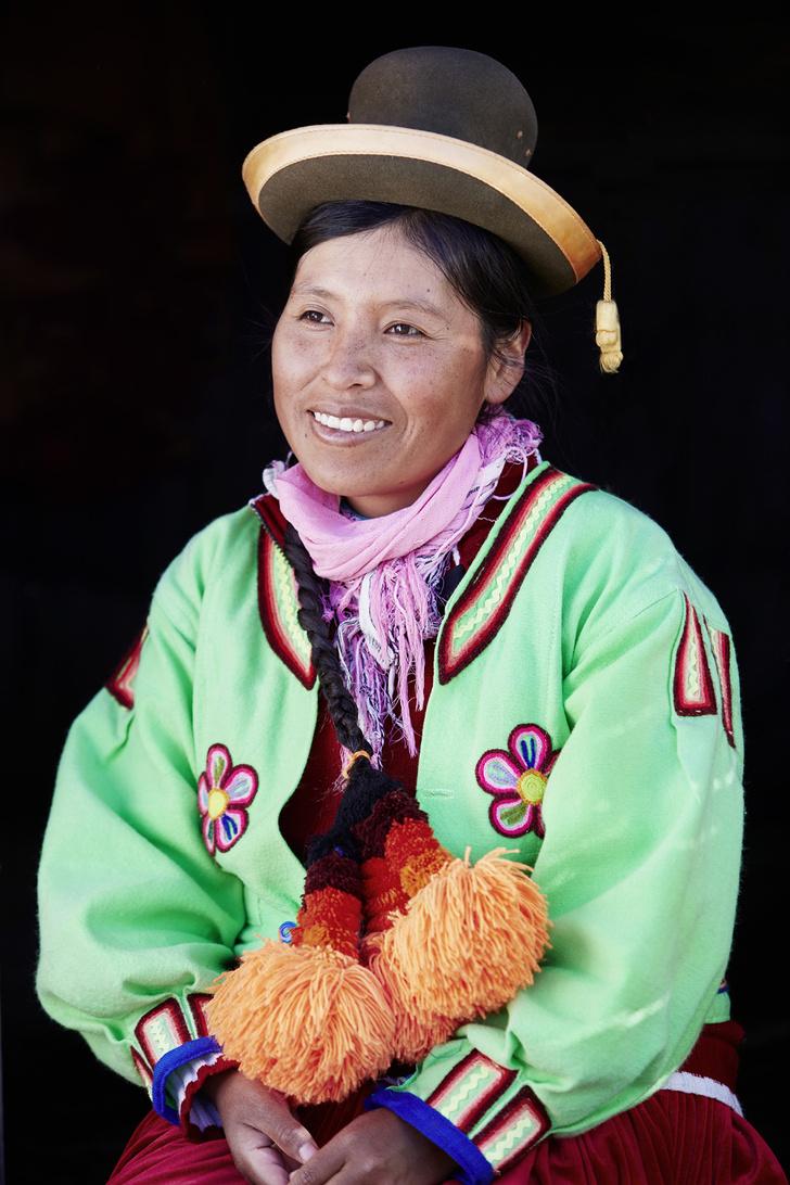 Фото №1 - Мисс мира: Перу. Котелок для важности