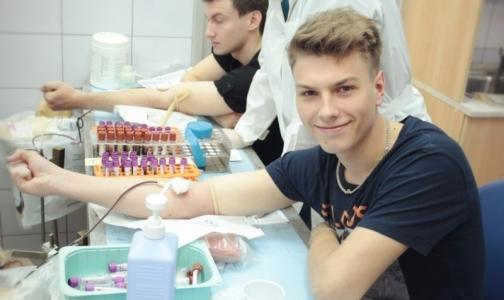 Фото №1 - В следующем году в школах Петербурга начнутся донорские уроки