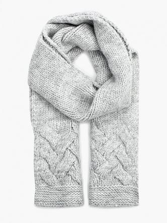 Фото №15 - Модные шарфы на осень 2021: 20 вариантов на любой вкус