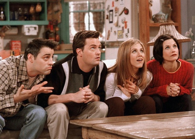 Фото №5 - Легендарные сериалы, которые любила молодежь 90-х