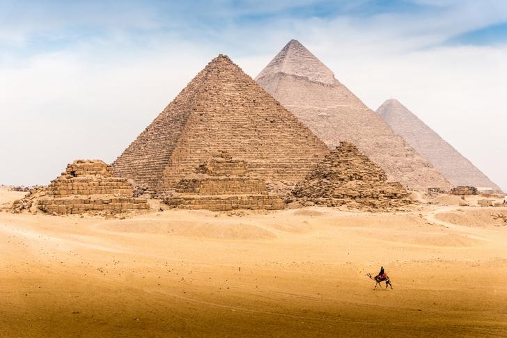 Фото №1 - Полиция Египта совершила археологическое открытие