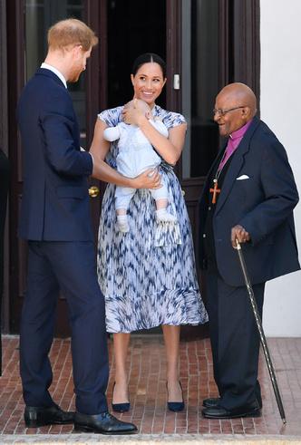 Фото №27 - Все наряды герцогини Меган в туре по городам Южной Африки