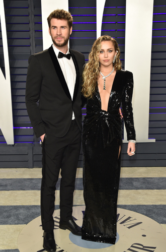 Фото №5 - Самые стильные звездные пары на вечеринке Vanity Fair-2019