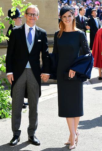 Фото №41 - 20 самых стильных гостей на свадьбе Меган Маркл и принца Гарри