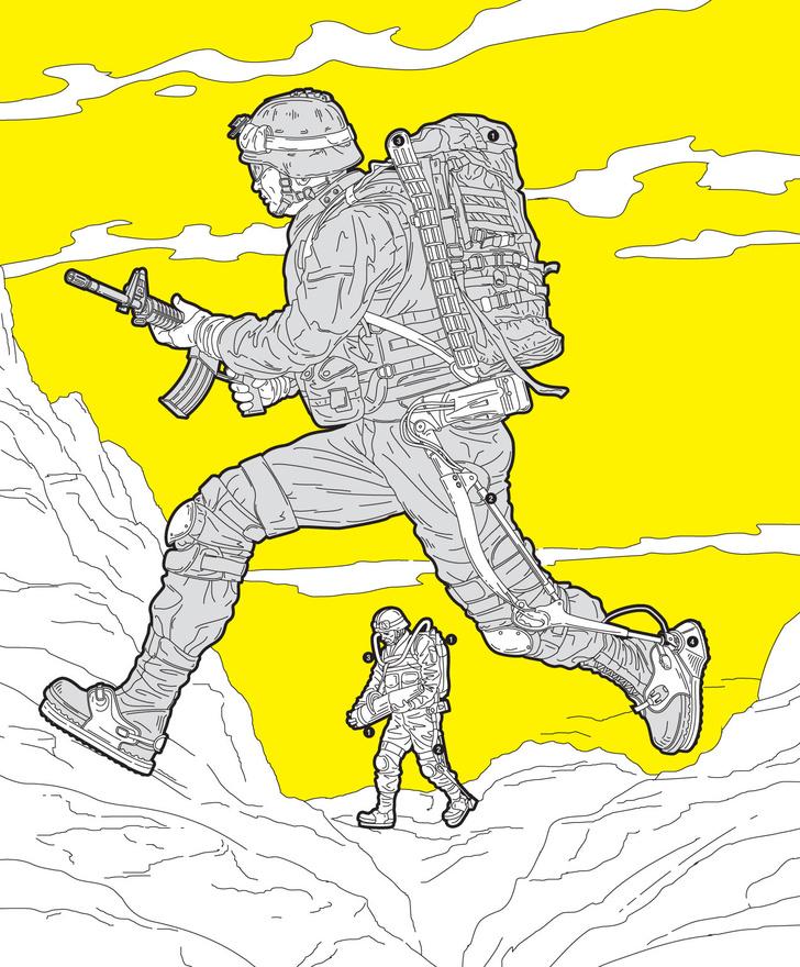 Фото №2 - Аватар, недоношенный ребенок войны