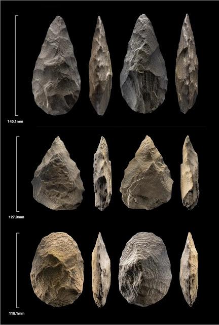 Фото №1 - В Саудовской Аравии обнаружены артефакты возрастом 350 тысяч лет