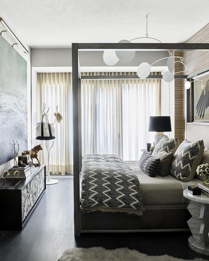 Фото №1 - 10 способов сделать вашу спальню роскошнее