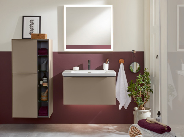 Фото №5 - Ванная комната для всей семьи: эргономичные решения