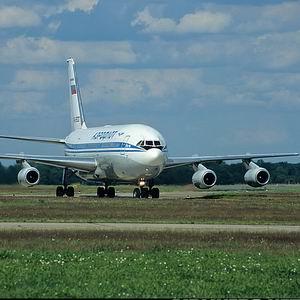 Фото №1 - Ил-86 могут запретить в Египте
