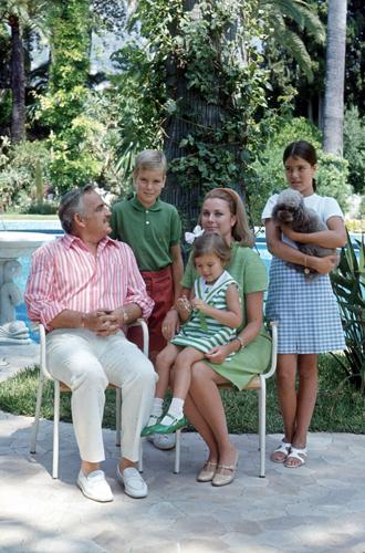 Фото №4 - Сильные гены: как выглядят потомки принцессы Монако Грейс Келли