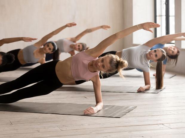 Фото №2 - Упражнение планка: 5 ключевых позиций
