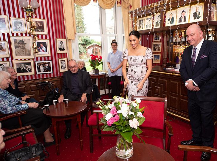 Фото №9 - Герцогиня Меган не прощается с кино (но примеряет новую роль)