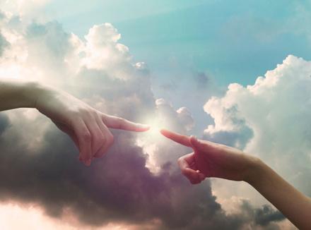 Руки в небесах