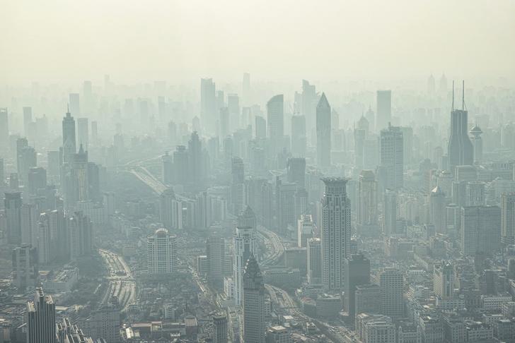 Фото №1 - ВОЗ: 80% жителей городов Земли дышат смогом