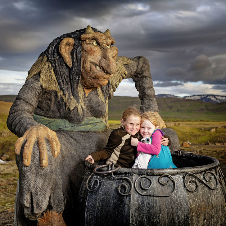 Фото №1 - Пожиратели смерти: 8 удивительных фактов об исландцах