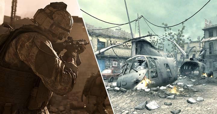 Фото №1 - В Call Of Duty: Modern Warfare вернули три старые карты