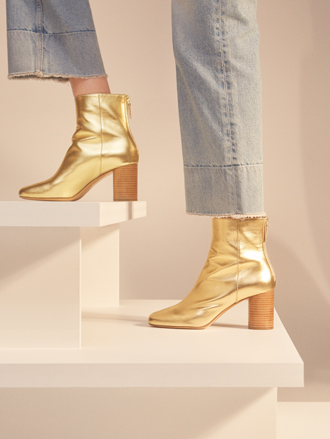 Фото №10 - Тренды весны в новой коллекции сумок и обуви Sandro SS17