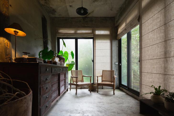 Фото №7 - Shu Shu House: уединенный гестхаус в горах Тайваня