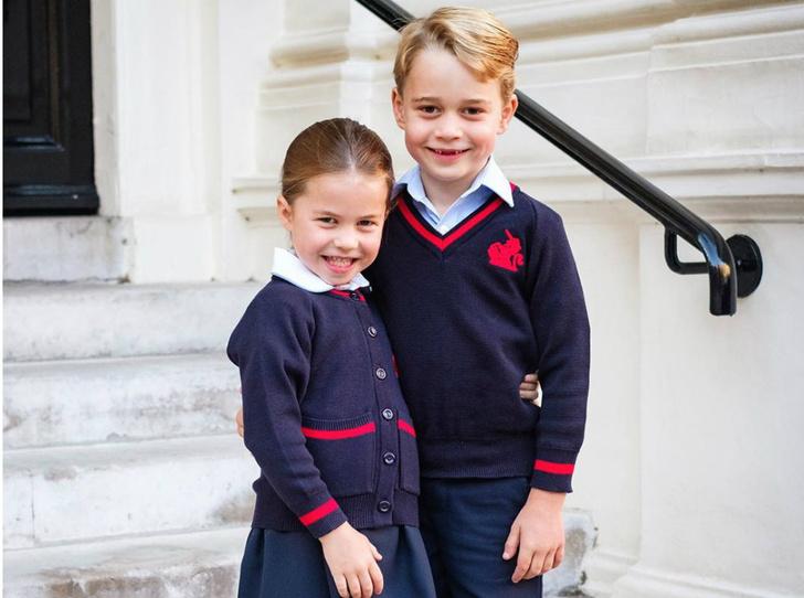 Фото №1 - Королевская дерзость: какое школьное правило игнорируют Джордж и Шарлотта
