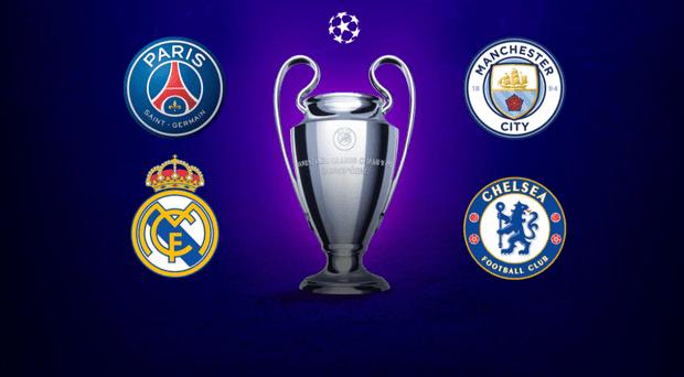 Фото №1 - Стали известны даты полуфиналов Лиги чемпионов УЕФА
