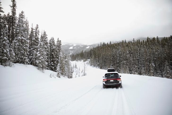 Фото №2 - Снежные мотивы: о чем нужно вспомнить автомобилисту в преддверии зимы