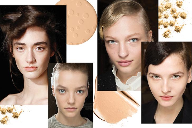 Фото №1 - 8 beauty-трендов с Недели моды в Париже