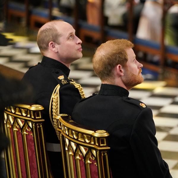 Фото №45 - Свадьба Меган Маркл и принца Гарри: как это было (видео, фото, комментарии)