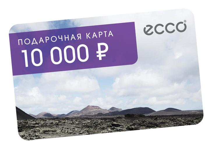 Сертификат Ecco