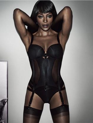 Фото №3 - Наоми Кэмпбелл выпустила собственную линию нижнего белья