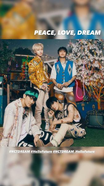 Фото №1 - NCT DREAM поделились тизерами альбома «Hello Future»