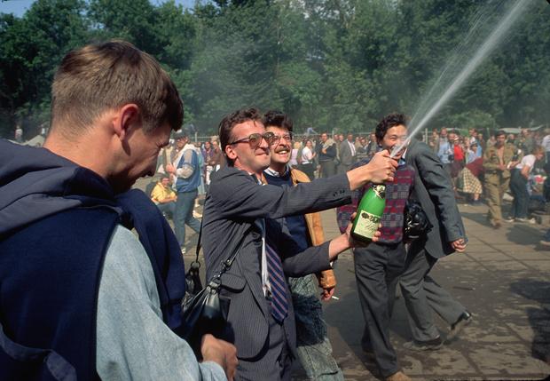 Фото №8 - Соки, мороженое, сгущенка и еще пять вещей, которые Микоян внедрил в СССР после поездки в США