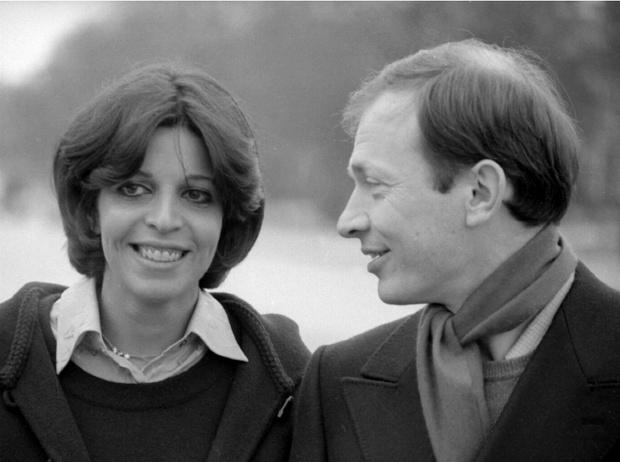 Кристина Онассис и Сергей Каузов, 1979 год