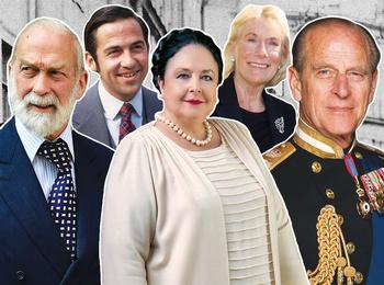 Как выглядят современные потомки Романовых?