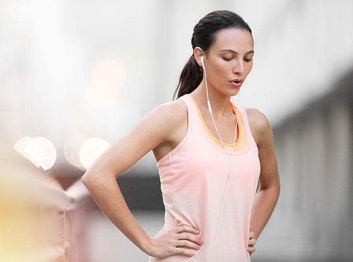 Фото №3 - Дыхательная гимнастика: «ленивый» способ похудеть