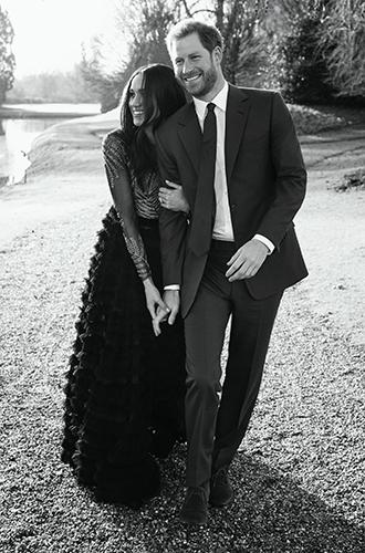 Фото №3 - Эксперт Арина Полякова: «Меган Маркл сделает монархию более популярной во всем мире»