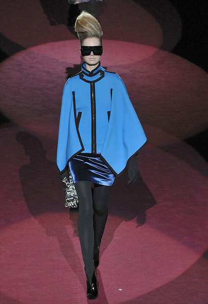 Фото №3 - Показ Marc Jacobs шокировал Неделю Моды