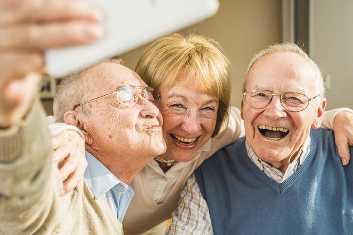 Фото №1 - Дружба улучшает память