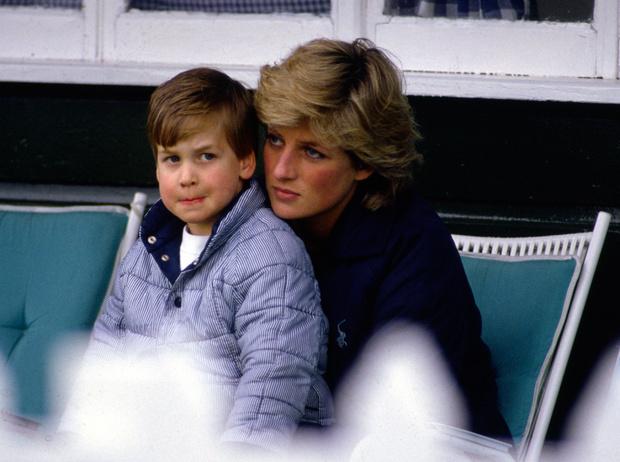Фото №9 - История в фотографиях: какой мамой была принцесса Диана