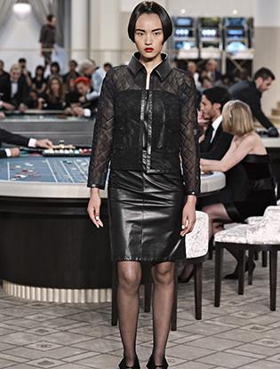 Фото №7 - Неделя Высокой моды в Париже: Chanel FW2015/16