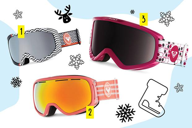 Фото №2 - Top-sport: крутые маски для сноуборда