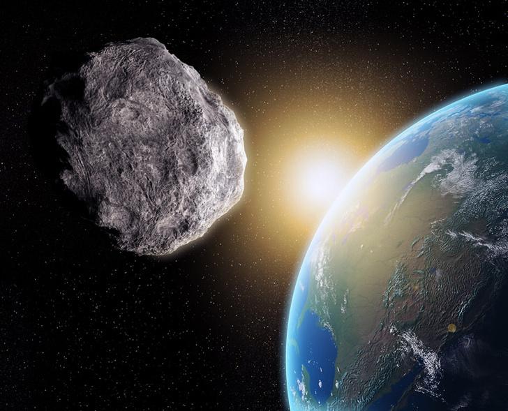 Фото №1 - Почему падение астероида Апофис на Землю приведет к катастрофе — ведь он же маленький?