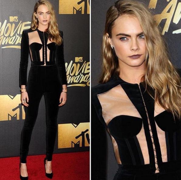 Фото №5 - Звездный Инстаграм: MTV Movie Awards 2016
