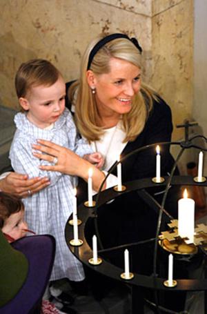 Фото №26 - Принцесса Ингрид Александра, наследница трона Норвегии: история в фотографиях