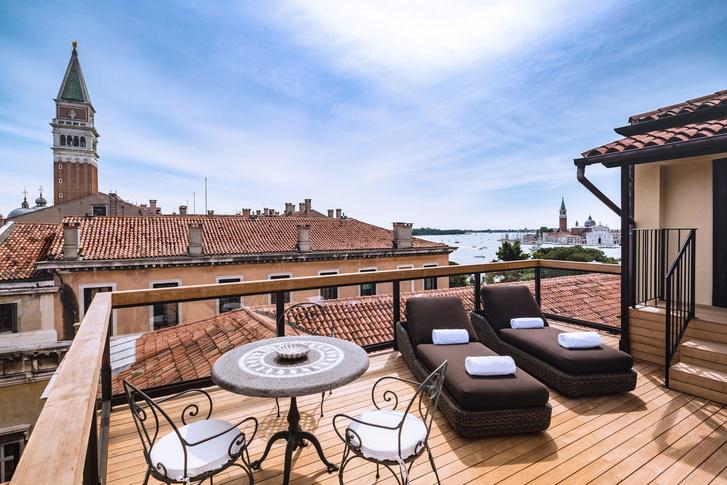 Фото №4 - Baglioni Hotel Luna в Венеции открылся после реконструкции