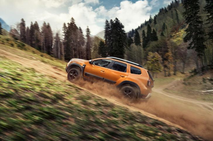 Фото №4 - Отложенная революция: новый Renault Duster наконец представили в России