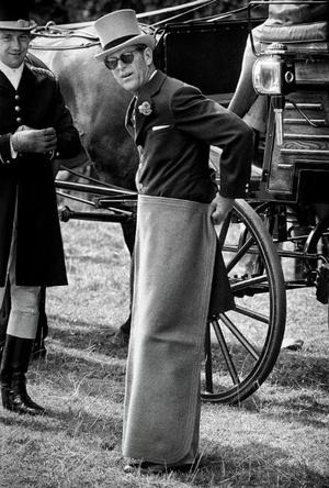 Фото №3 - Как семья поздравила принца Филиппа с 99-летием (Сассекские снова отличились)