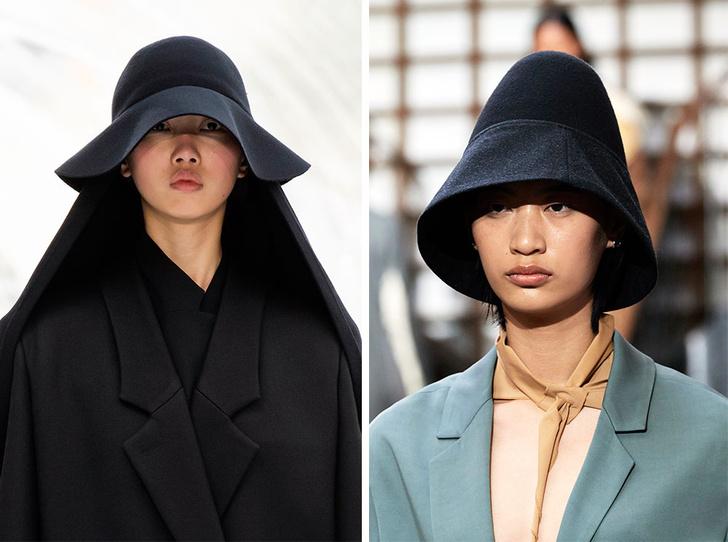 Фото №5 - 10 трендов осени и зимы 2020/21 с Недели моды в Париже
